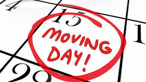 Image result for moving date